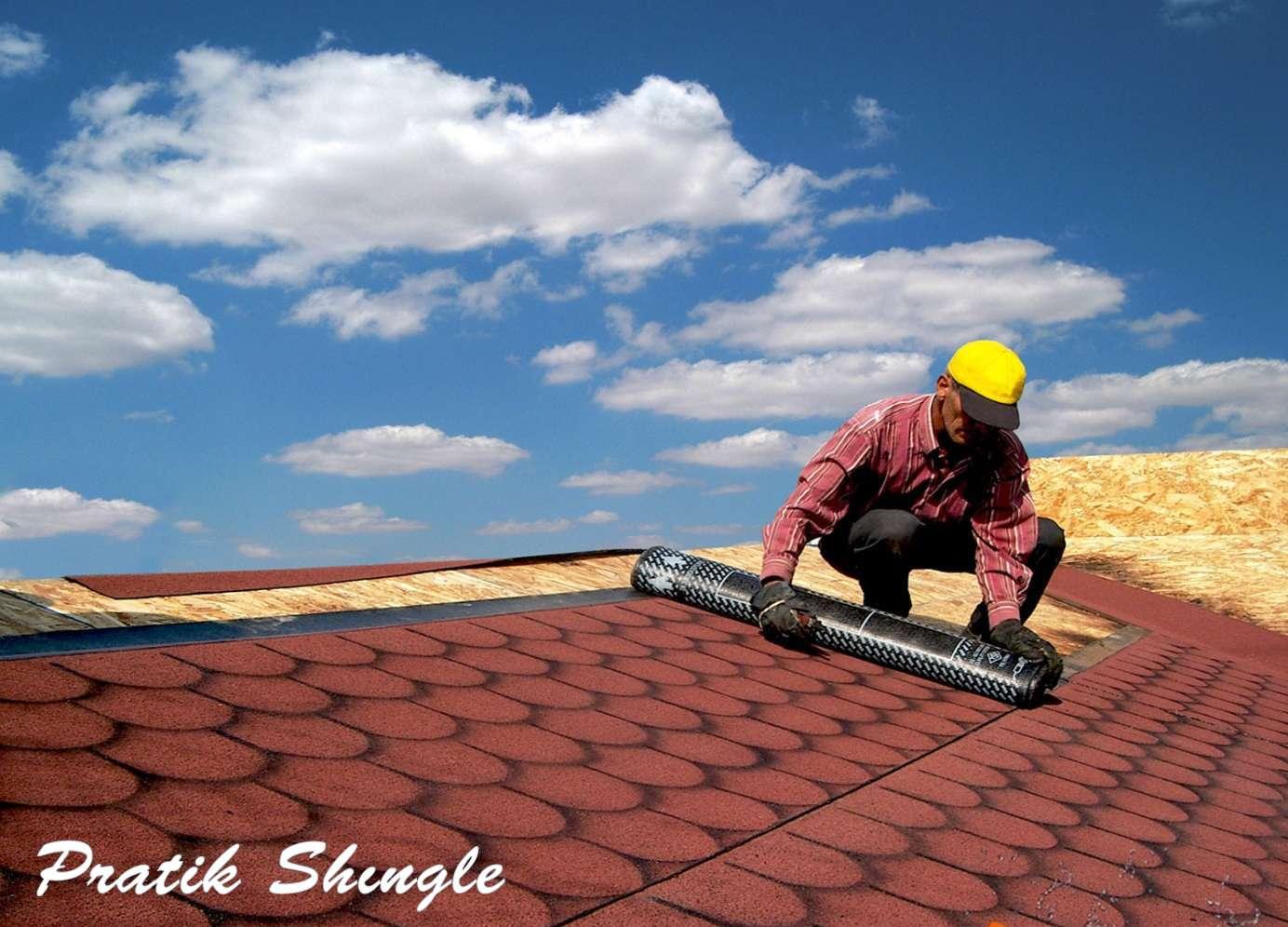 Pratik Shingle, Yekpare Shingle (10 m2)