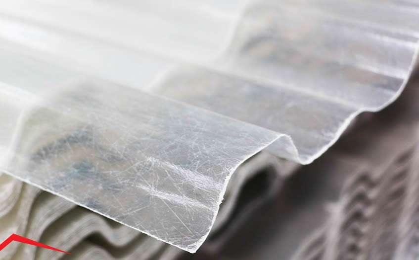 CTP Trapez Oluklu Şeffaf 0,9 mm