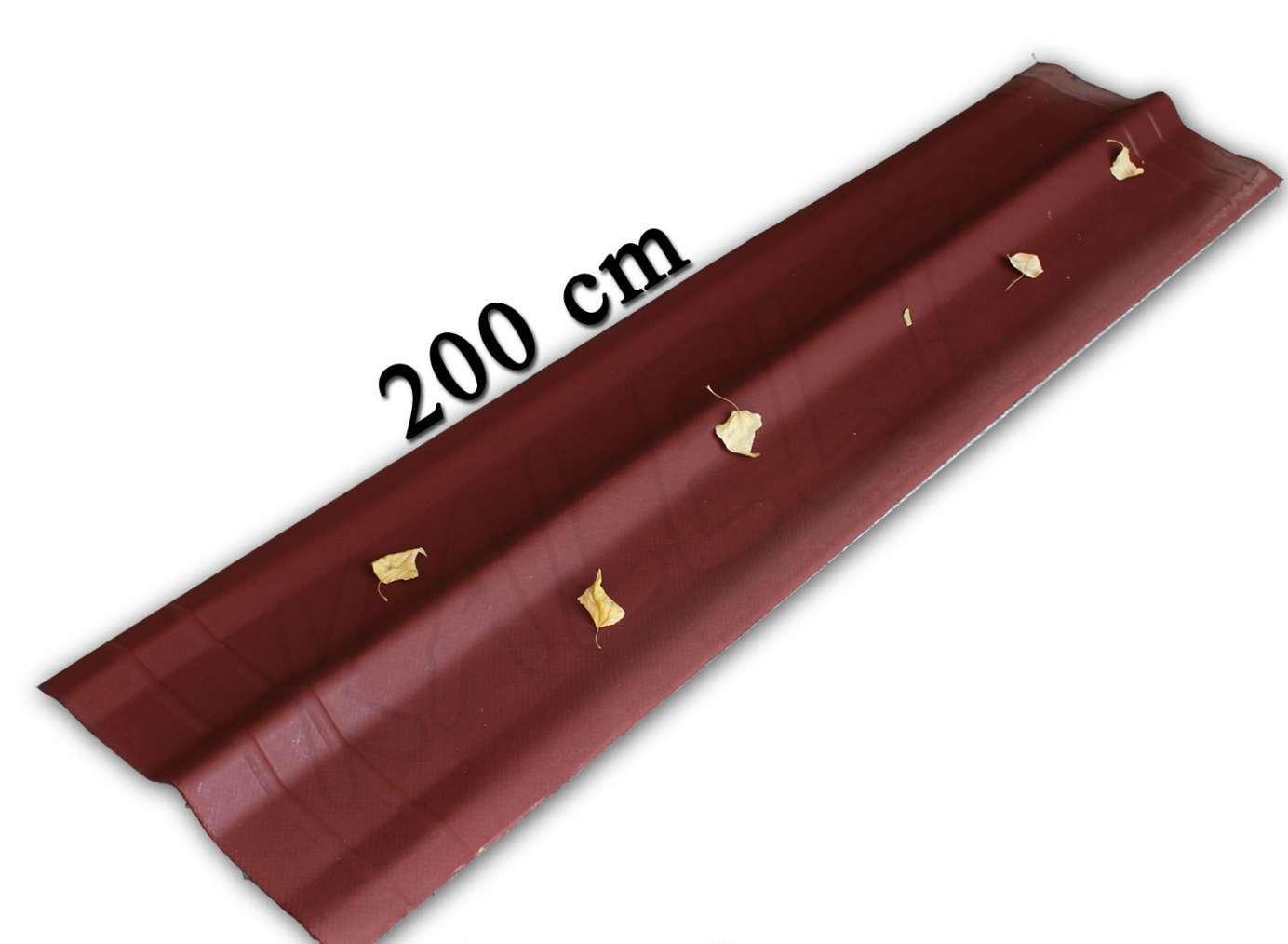 Onduline Tepe Mahyası 48,5 cm x  200 cm