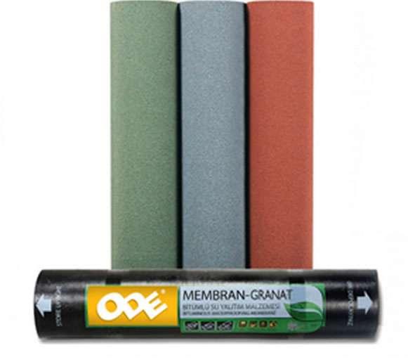 ODE Opal serisi arduazlı su yalıtım membranı
