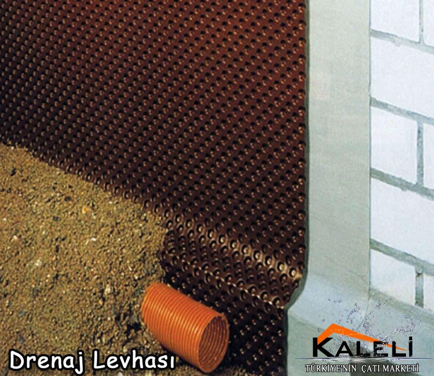 4x4 Drenaj Levhası- Drain400