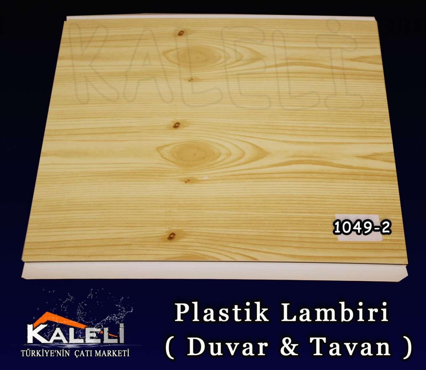 1049-2 Pvc Duvar & Tavan Lambiri