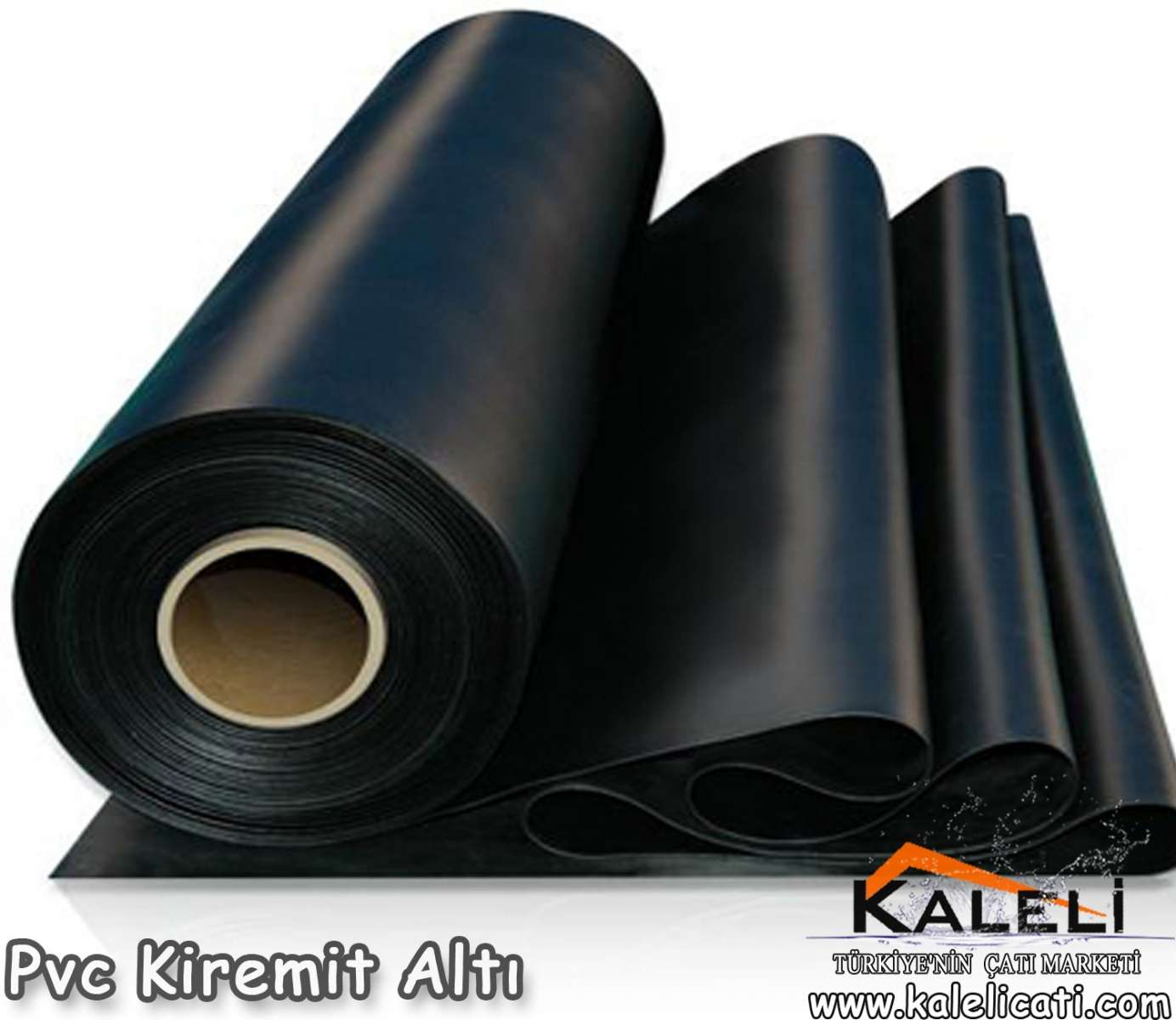 Pvc Kiremit Altı 1x150 m- 1,35 mm