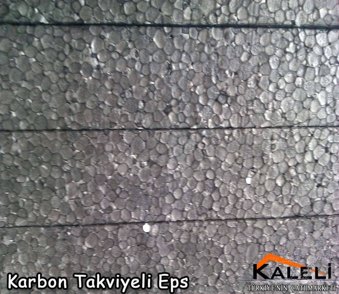 Karbonlu Mantolama Levhası 50 mm