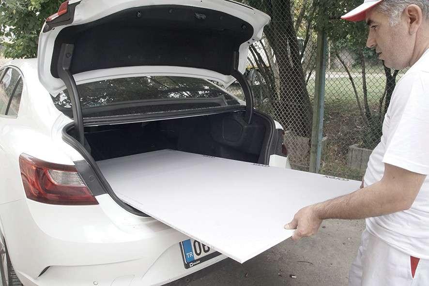 Corex90 Beyaz Alçı Levha
