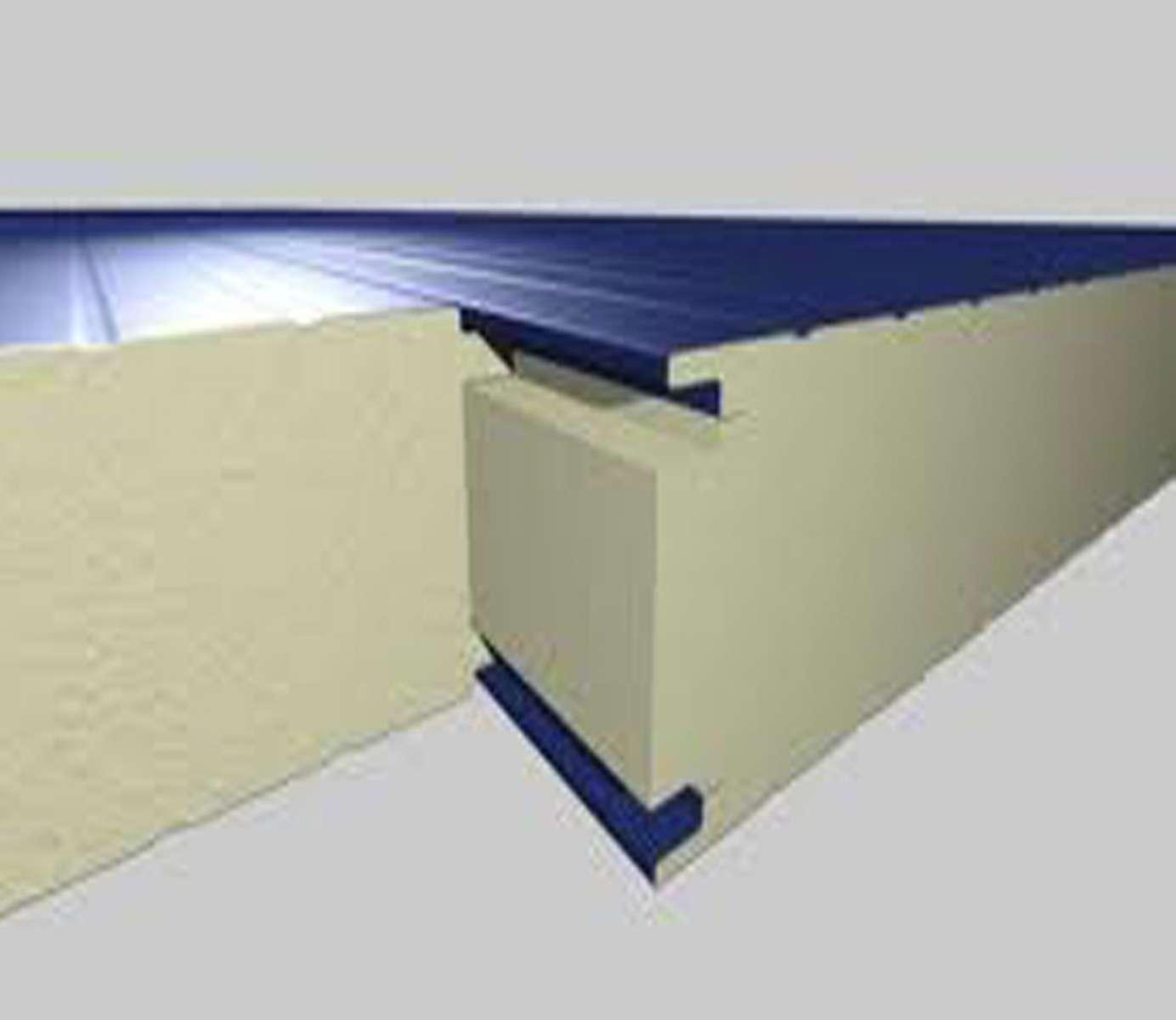 Teknopanel Soğuk Oda Paneli 80mm