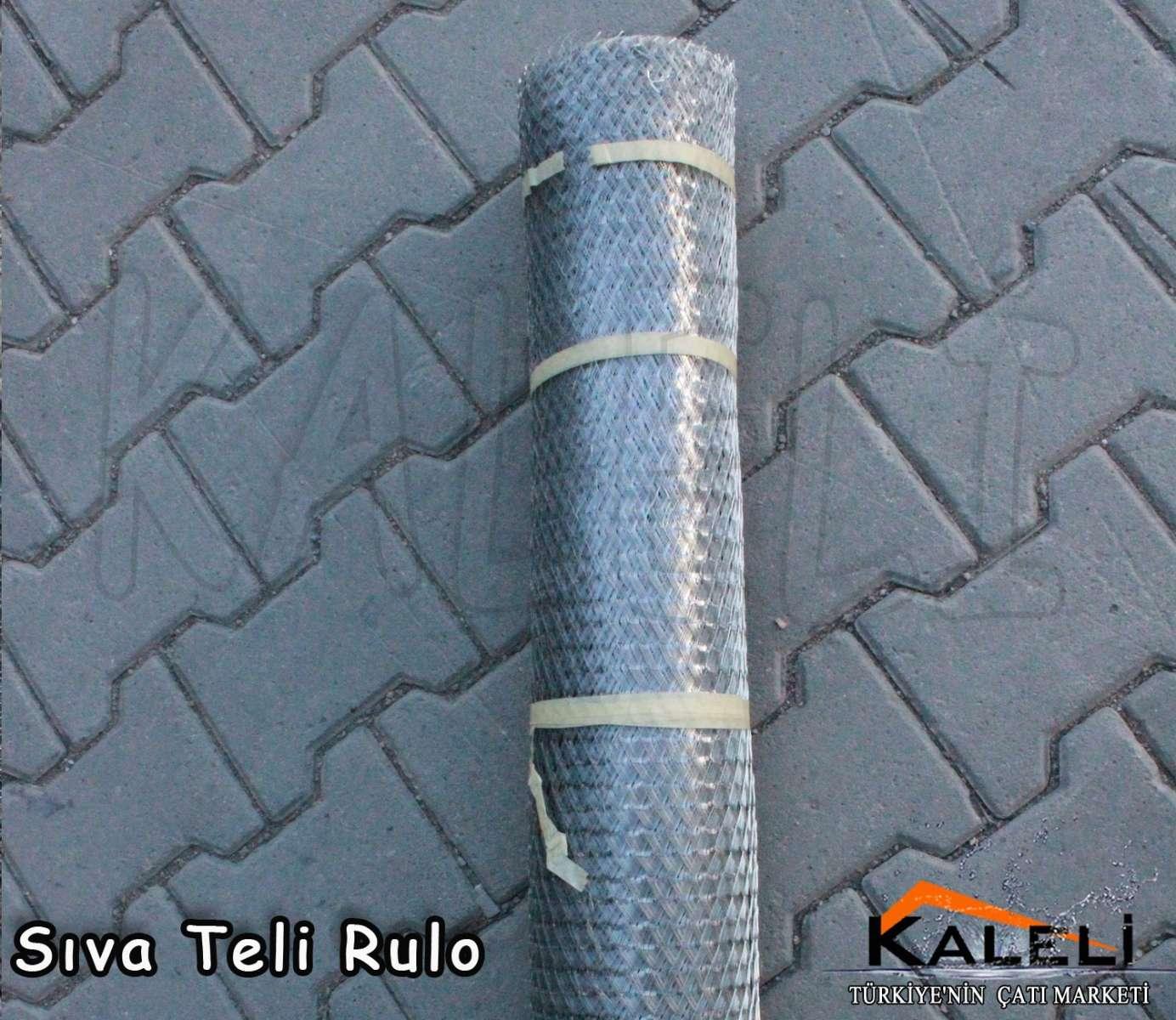 Sıva Teli Rolo 100 cm*50 m.