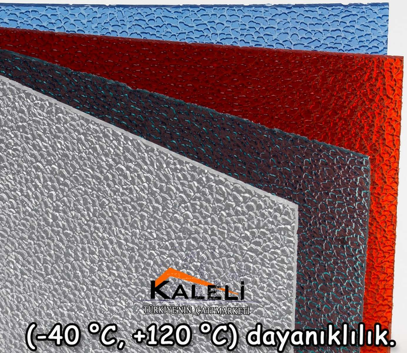 Solid Polikarbon 205X305cm 6 mm