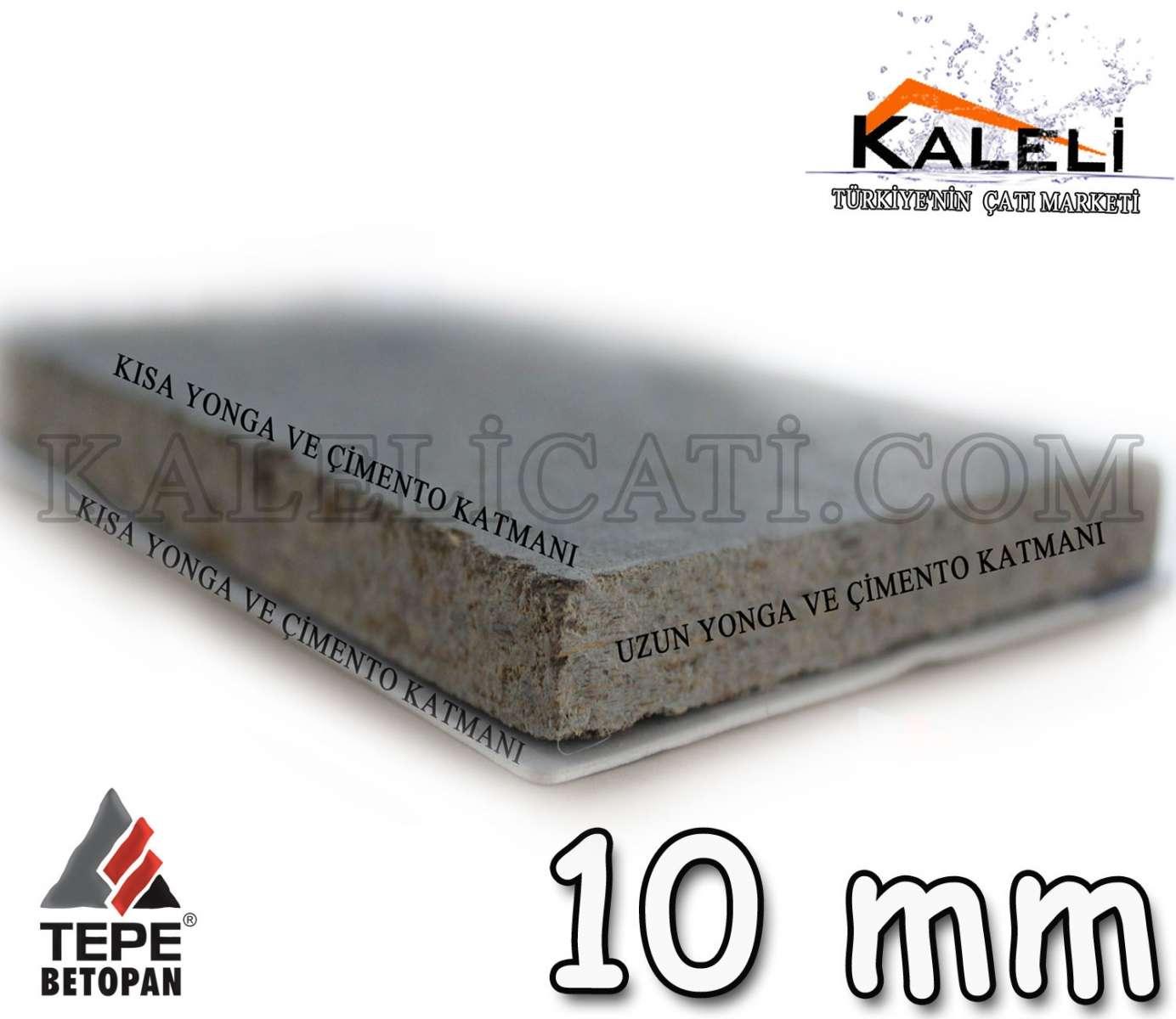 Tepepan Levha 1250x2500- 10 mm