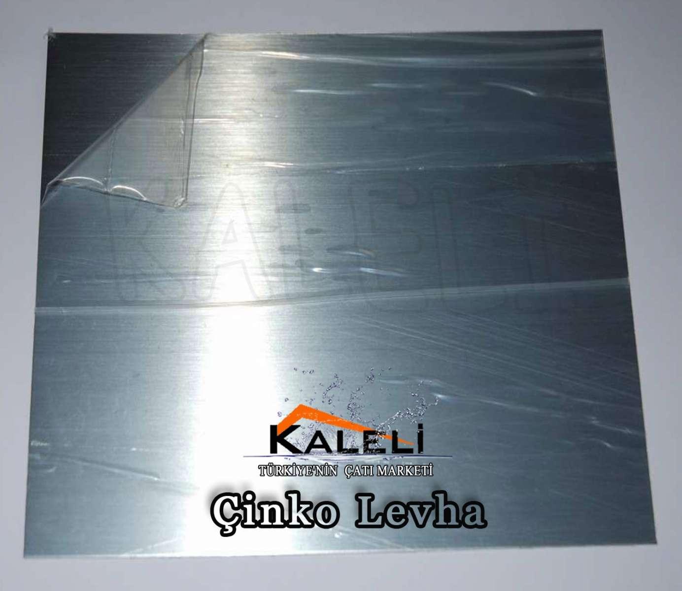Çinko Levha 12 Numara- 100*200 cm Tabaka