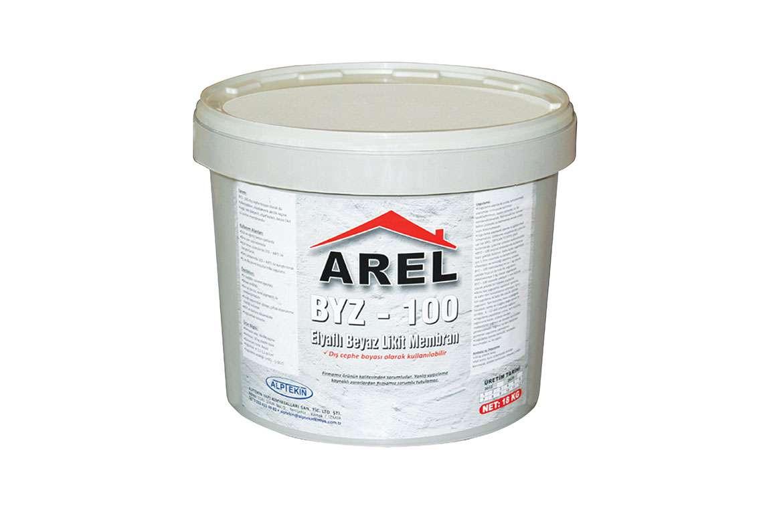 Arel Byz-100 Elyaflı Likit Membran Beyaz