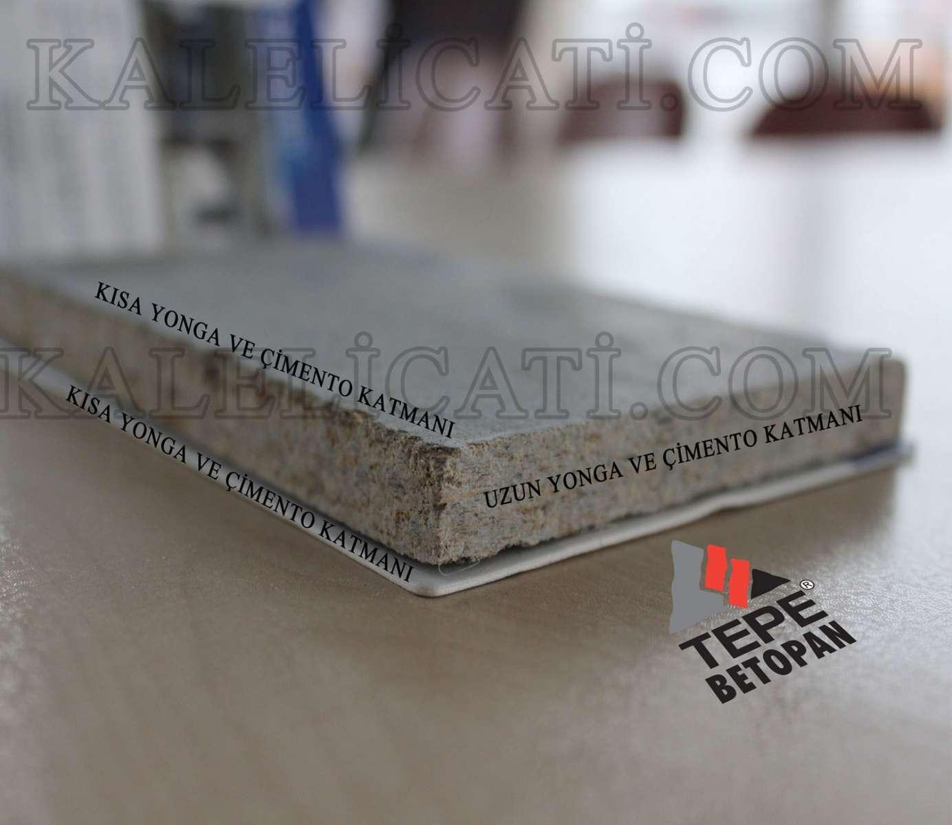 Betopan Levha 1250x2500- 18 mm