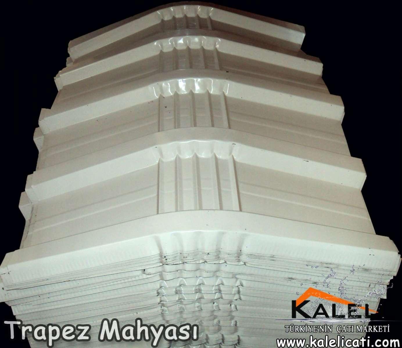 Trapez Sac Mahyası-Bordo