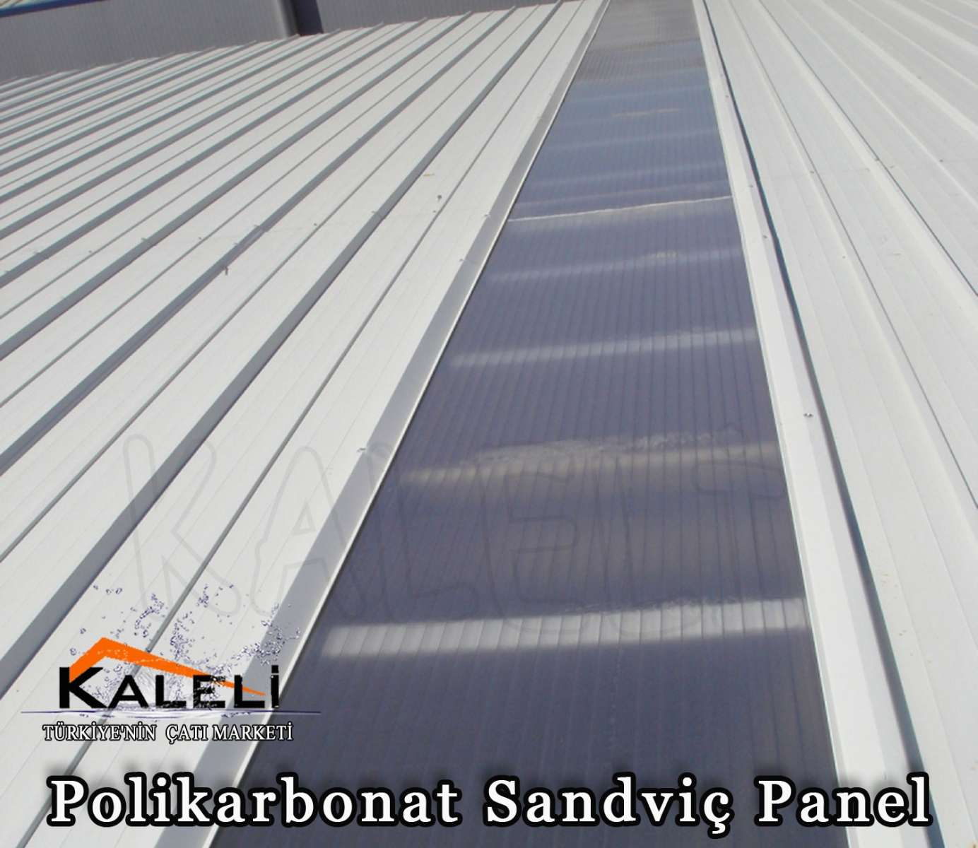 Polikarbon Sandviç Panel Aydınlatma 30 mm
