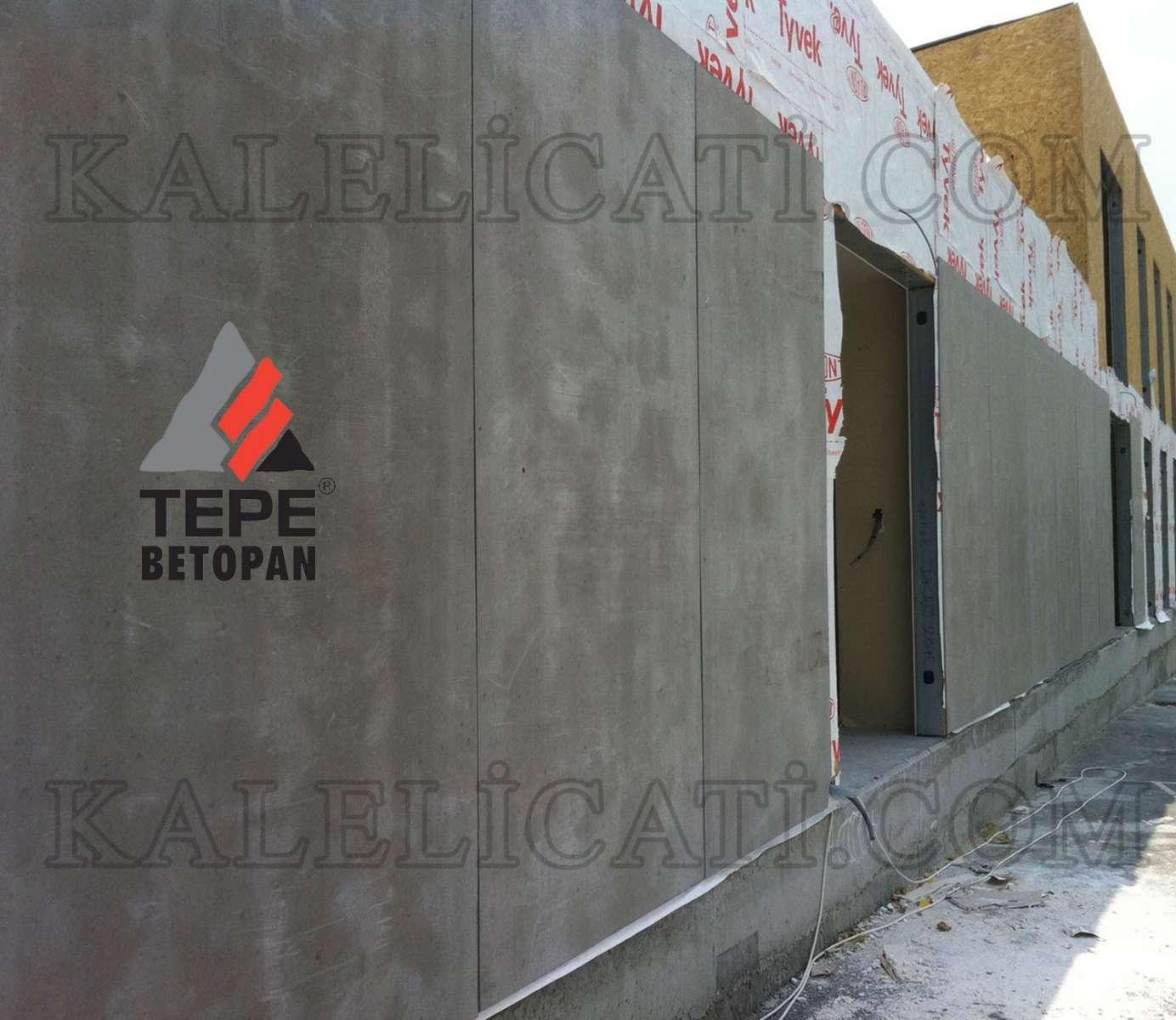 Betopan Levha 1250x2500- 16 mm