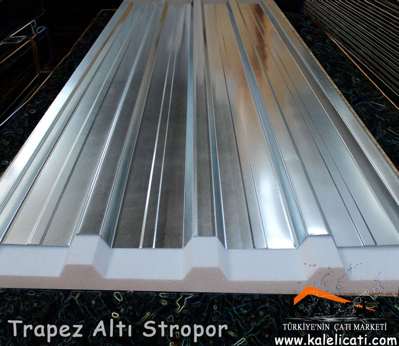 Trapez sac altı stropor 87*200 cm