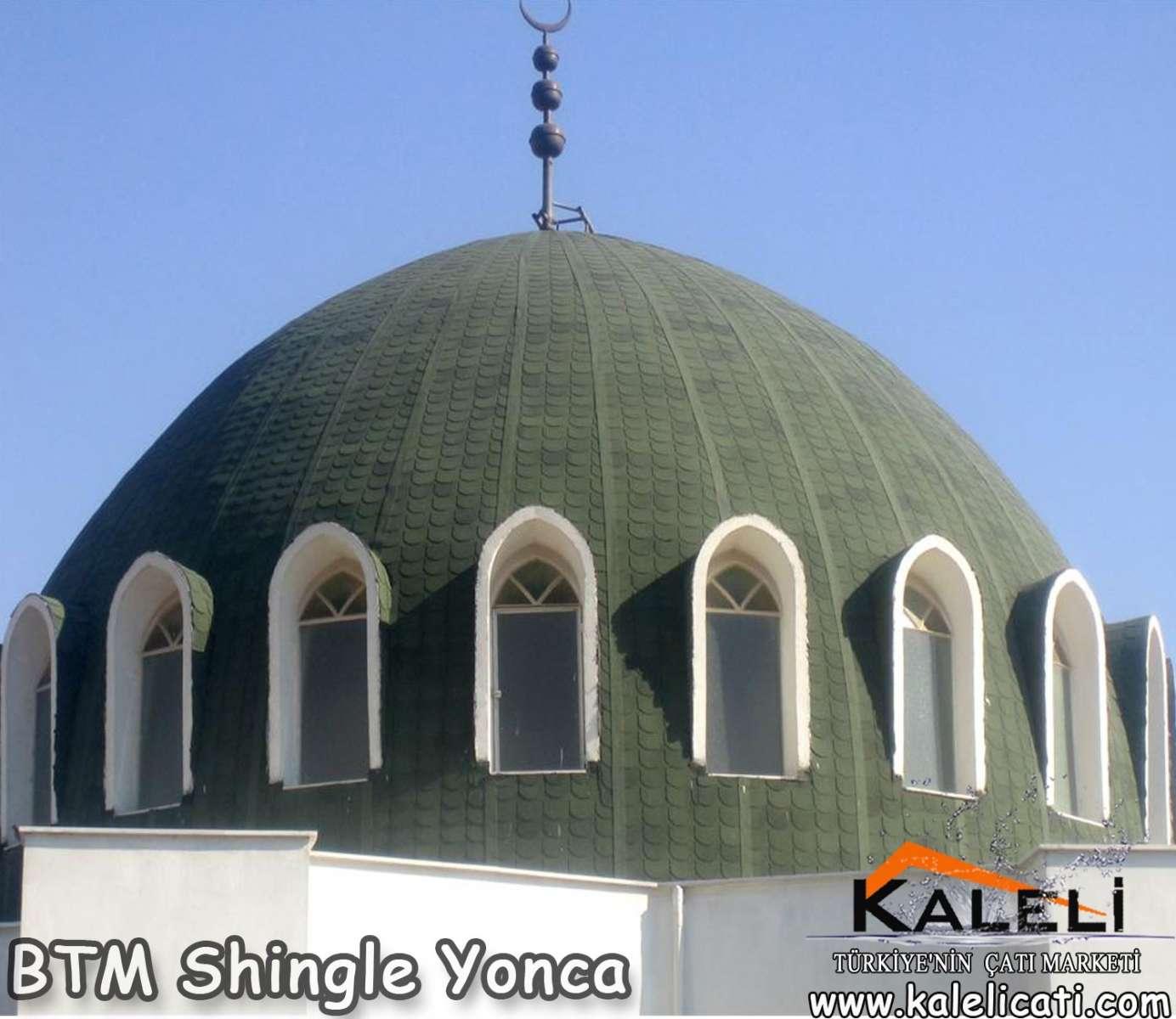BTM Shingle Yonca (yuvarlak) (2,94m2)