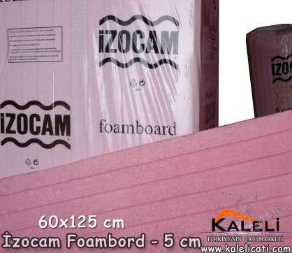 İzocam Foamboard  (5,76 m2)- 5 cm