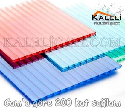 Polikarbon 2100*6000mm-10 mm