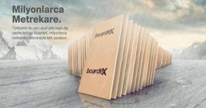 BoardeX Cephe Kaplama Levhası
