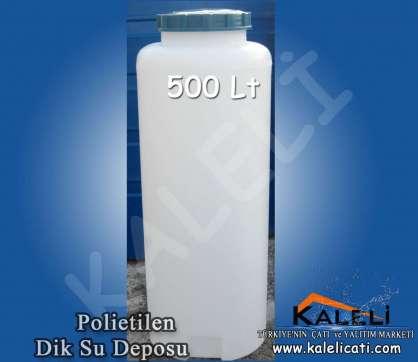 500 Lt. Dik Su Deposu