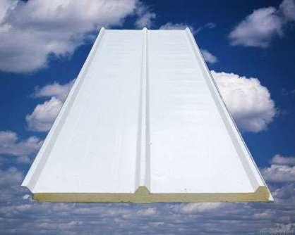 Teknopanel Poliüretan Sandviç Çatı Paneli