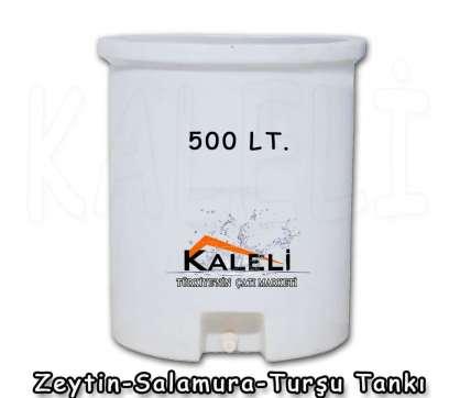 500 Lt. Zeytin Salamura Turşu Tankı