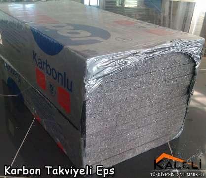 Karbonlu Mantolama Levhası 40 mm